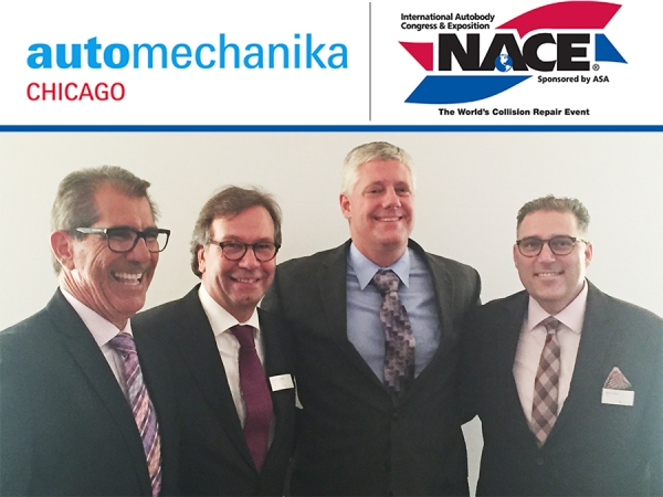 Automechanika, NACE Sign Letter of Intent to Combine Forces in 2017
