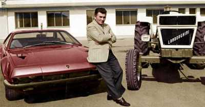 On the Lighter Side: When Enzo Ferrari Insulted Lamborghini, It Gave Birth to World's 1st Supercar