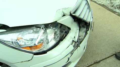 Auto body shops are busy with repairs following Winter Storm Zoe.