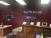 The reception area at the company's Brookhaven location.