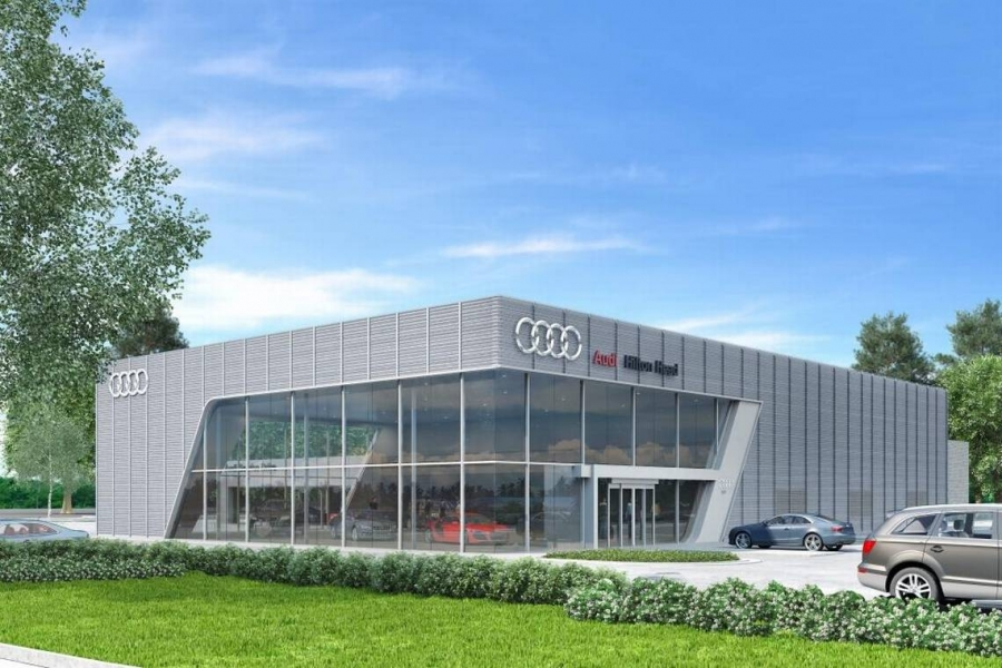 New Hilton Head Audi Dealership To Break Ground Aug - Audi dealers in south florida