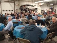 LIABRA's November General Meeting attracted many attendees who learned about industry updates, I-CAR initiatives and GM repair procedures.