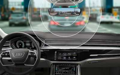 Audi Integrates Toll Payments Into Car