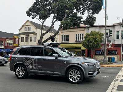 Driverless Cars Attacked in San Francisco