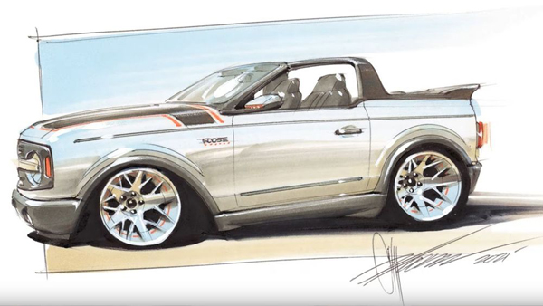 On The Lighter Side: Chip Foose Takes On The New Bronco