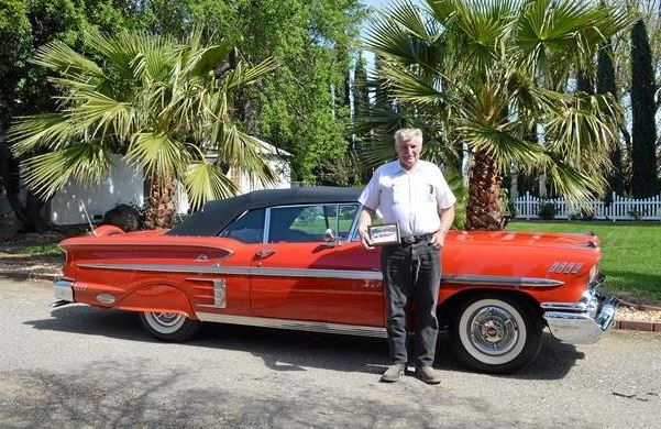 CA Car Enthusiast And Auto Body Owner Takes First Place At Classic - Florida classic car show orlando