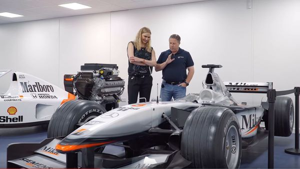McLaren s Boss Owns Quite The Car Collection 2