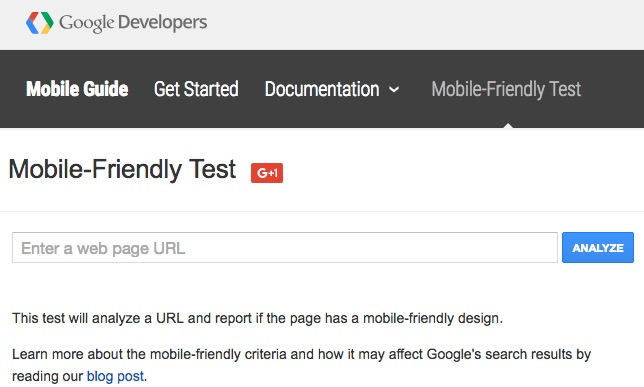Is Your Website Mobile-Friendly Enough Yet?