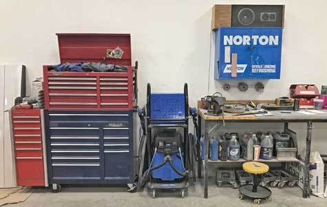 Norton June 2018 Shop Product Showcase 1