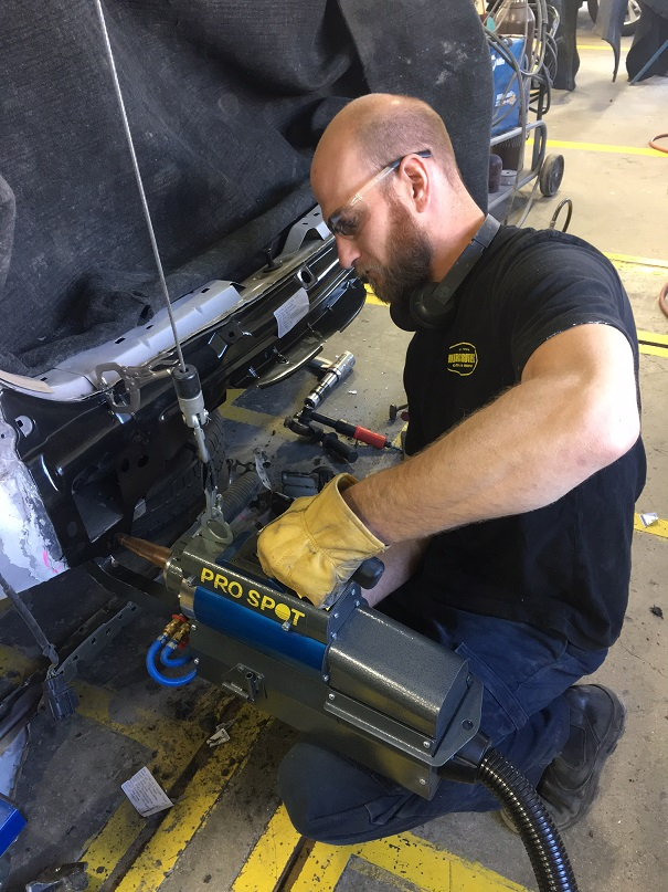 Church Brothers Ensures Proper Repairs With Pro Spot | Pro