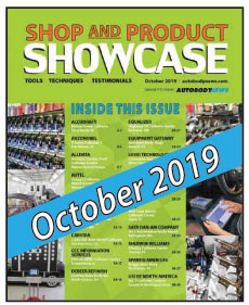 Autobody News October 2019 Shop and Product Showcase