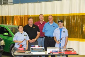 ABRA Auto Body & Glass Awards SWTC Students With Tool Grants