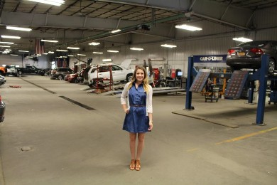Shannon KresgeH&V Marketing Rep and WIN Member Reflects on First Year in Collision Repair