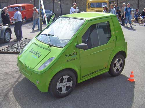 Worlds smallest cars Buddy web