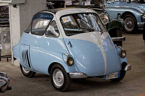 Worlds smallest cars Isetta web
