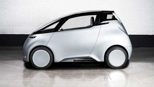 Worlds smallest cars Uniti One web
