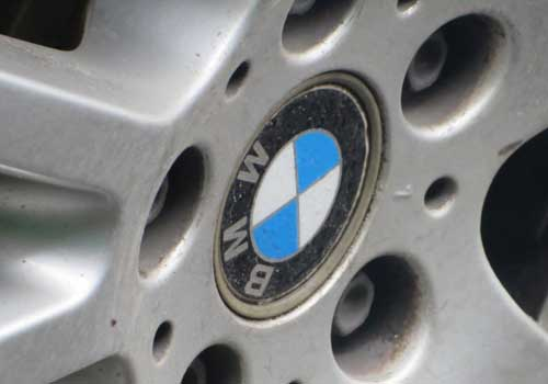 bmw logo ie