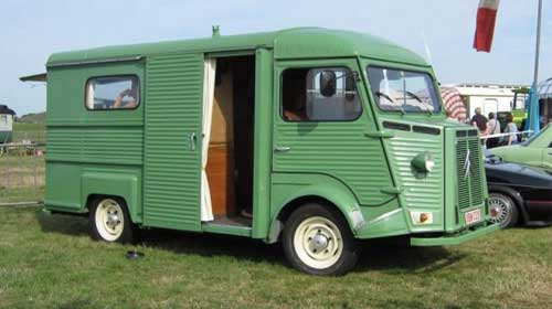 citroen h near side sliding door