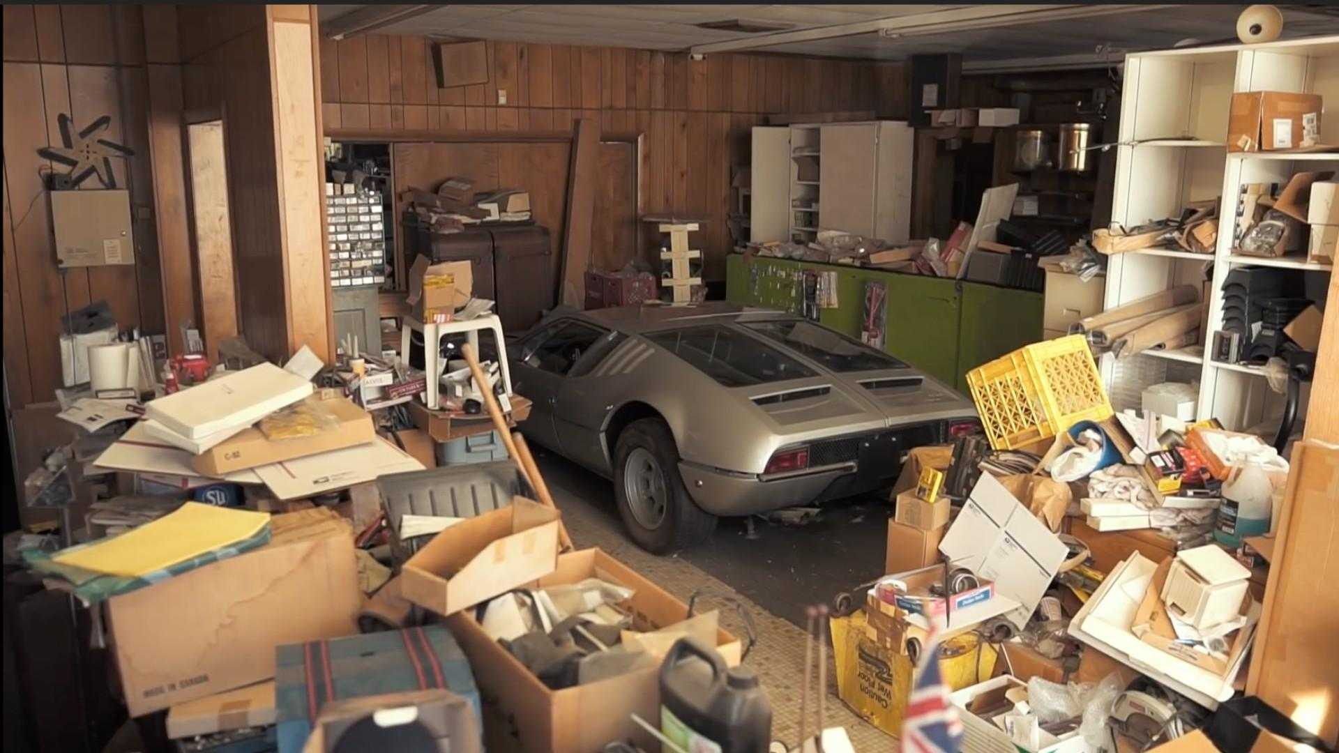 exotic vintage barn finds stashed away in old buick dealership2