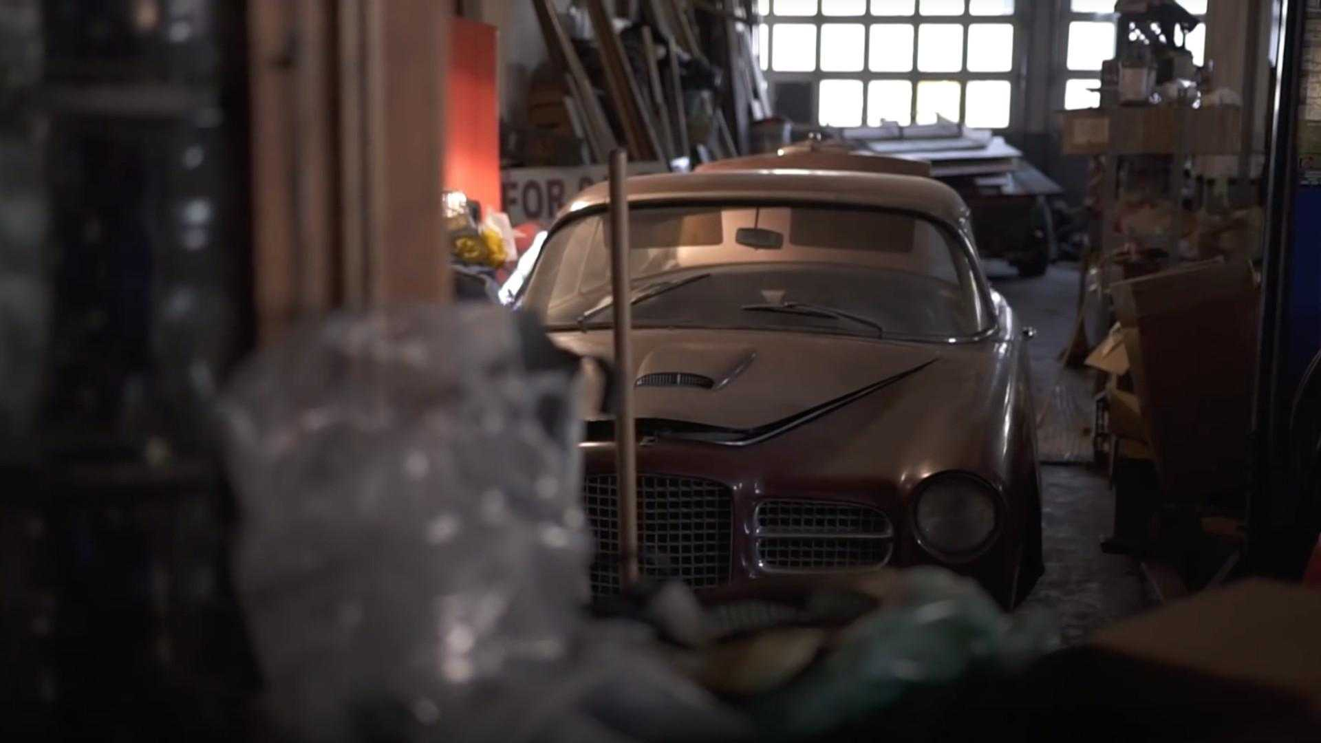 exotic vintage barn finds stashed away in old buick dealership3