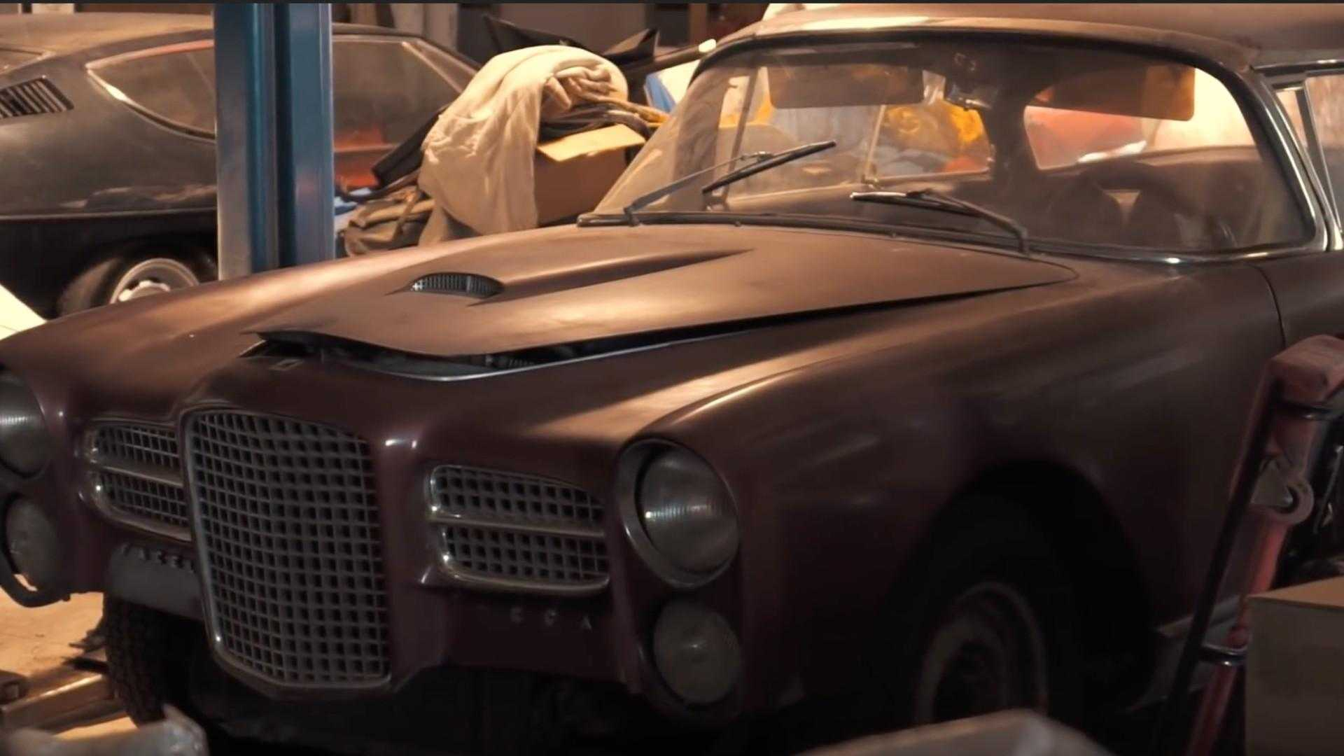 exotic vintage barn finds stashed away in old buick dealership5