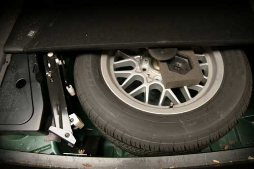 full size spare tire web