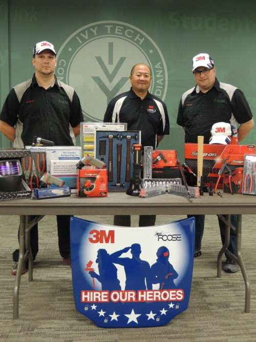 3M Hire Our Heroes Tool Grants