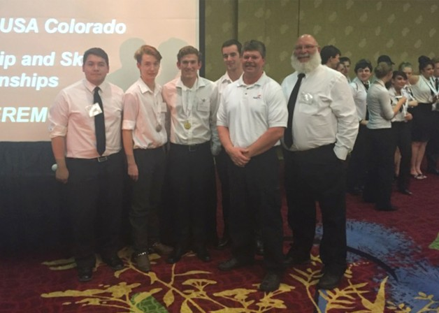 Aims College Students to Compete in Naitonal Competition Automotive