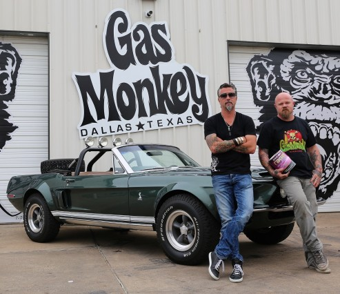Gas Monkey Rage Ultra