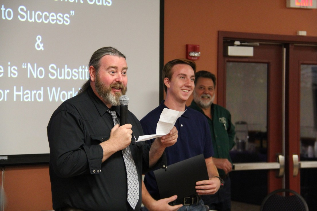 ASA-AZ Tucson Chapter Hosts Student Awards Banquet