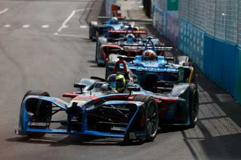 Sherwin-Williams Automotive Finishes Named Official Paints & Coatings Supplier of 2018 NYC E-Prix