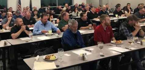In August, the Indiana Auto Body Association (IABA) hosted its quarterly meeting with over 100 attendees.