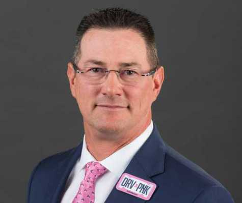 Tom Calloway, Vice President of Customer Care and Corporate Operations for AutoNation