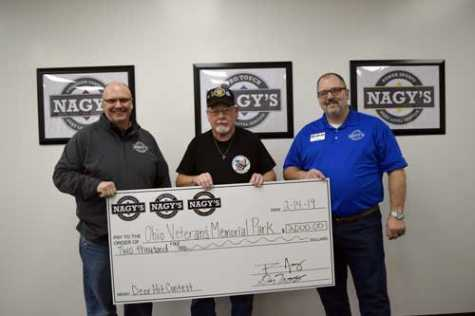 Nagy's Collision's 'Hit a Buck, Donate Some Doe' Sees Increase from Previous Campaign in OH