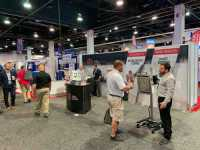 Global Finishing Solutions was happy with the show's traffic and the leads they gathered at NADA 2020.