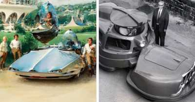 On the Lighter Side: 17 Futuristic Car Designs from Visionaries of the Past