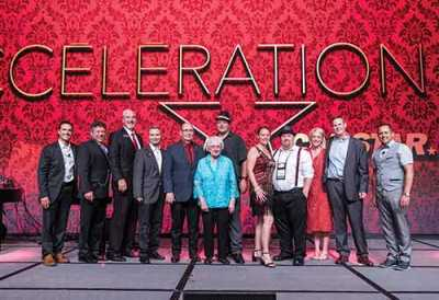 Bob Waldron was recognized as a 30-year member of the CARSTAR family during the 2019 Conference in Chicago.