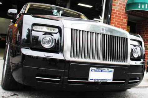 Rolls-Royce has sued J&B Body Works in Mount Vernon, NY, to get back a Ghost that has been idled in the repair shop for more than 430 days.