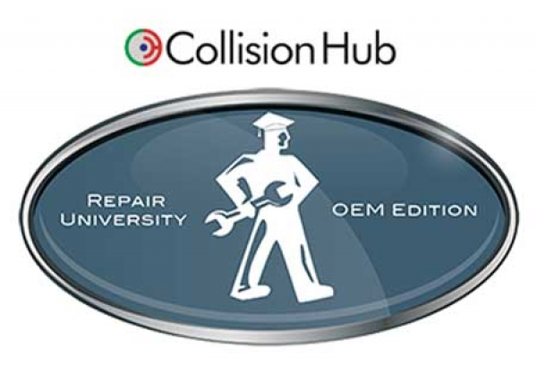 Refinish Solutions Group Presenting Sponsors of Collision Hub's Repair University-OEM Edition
