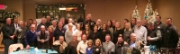 AASP-MO's members gathered for their annual Christmas social on Dec. 6.