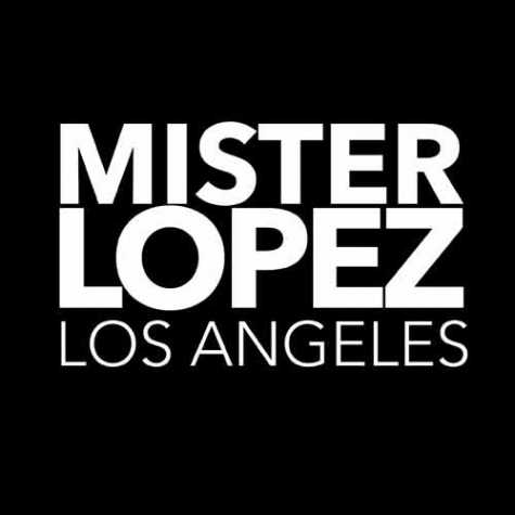 Eric Lopez, 28, started working on his own brand in 2017, Mister Lopez.