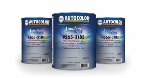 PPG'S  P565-318X HS Wet-on-Wet Sealers under the NEXA® Autocolor brand.