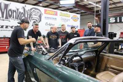 Brand New Season of 'Fast N' Loud' Premiering Monday, March 30