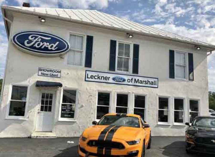 Leckner Ford Of Marshall >> Leckner Ford Dealership In Marshall Va Will Be Closing