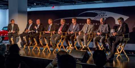"The Petersen Automotive Museum, in partnership with the Los Angeles World Affairs Council, recently held ""The Future of the Automobile Conference."""