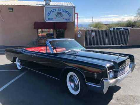 Unique Story Drives Lincoln Restoration in Fountain Hills, Az