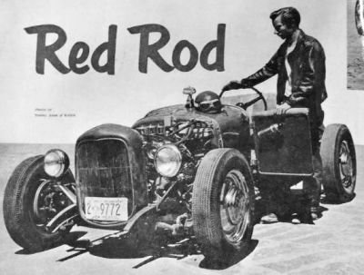 On The Lighter Side: Red Rod Rides Again