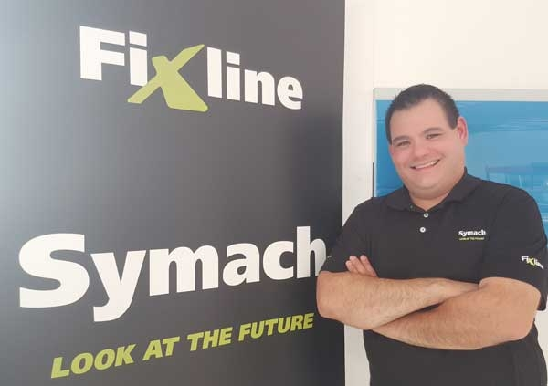 Gary Lyons New SYMACH Project Manager North America