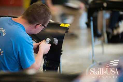 Students Showcase Their Talents at SkillsUSA MO Conference