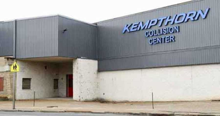 collision center to be added to kempthorn motors in canton oh